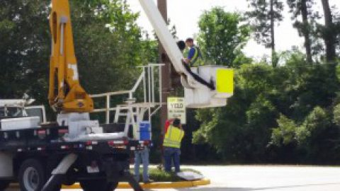 Montgomery County Precinct 3 Traffic Signal Coordination